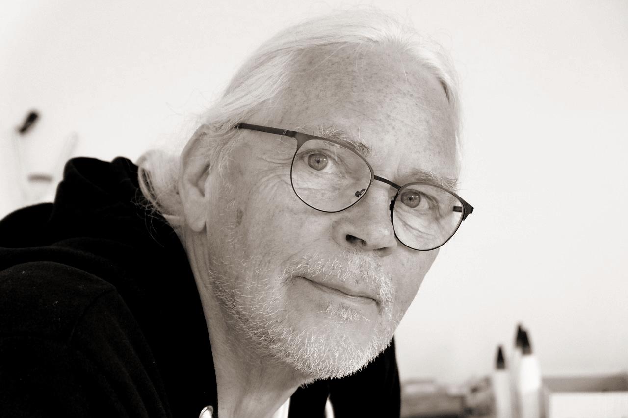 Künstler Malerei Hans Juergen Thoms Art