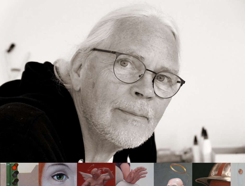 Künstler Malerei Hans Jürgen Thoms Art